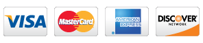 Merchant Credit Card Logos